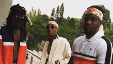 wizbees 390x220 - R2bees ft Wizkid - Supa (Official Video)