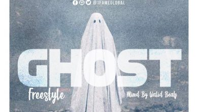 1famegh 390x220 - 1Fame - Ghost (Freestyle)(Mixed by Walid Beatz)