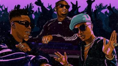 DJ Tunez wizkid 390x220 - DJ Tunez ft. Wizkid & Reekado Banks - Turn Up