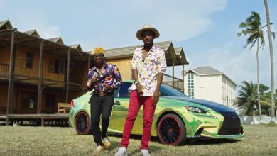 Photo of Flowking Stone feat. Akwaboah – Blow My Mind (Official Video)