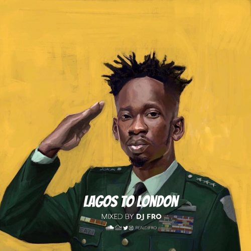 IMG 3236 500x500 - Mr Eazi - Lagos To London (Mixed By DJ Fro)
