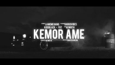 Photo of La Même Gang feat. Darkovibes, RJZ, Kiddblack & Nxwrth – Kemor Ame (Official Video)