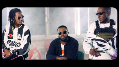 Photo of DJ Neptune Feat. MI & Jesse Jagz – Blood And Fire (Official Video)