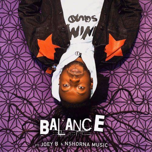 Pappy Kojo Balance 500x500 - Pappy Kojo ft Joey B & Nshona Music - Balance (Prod. by Nova)
