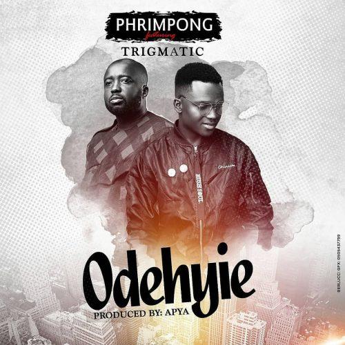 Phrimpong Odehyie 500x500 - Phrimpong feat. Trigmatic - Odehyie (Prod. By Apya)