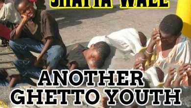 Shatta WAle ghetto 390x220 - Shatta Wale - Another Ghetto Youth