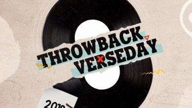 Throwback Verse day 390x220 - DJ Vyrusky - Throwback Verseday 2018