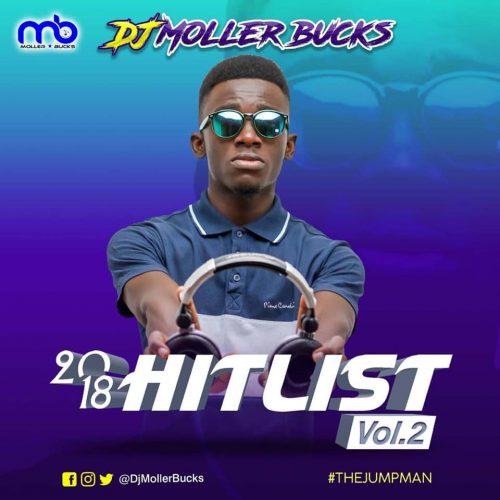 jhfgh 500x500 - DJ Moller Bucks - 2018 Hitlist Vol.2