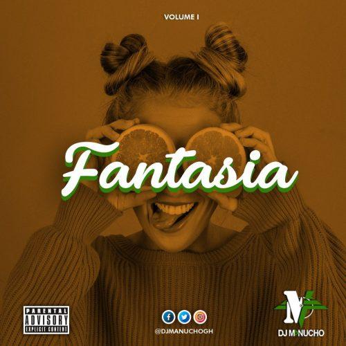 DJ Manucho artwork 500x500 - DJ Manucho - Fantasia Vol. 1 (Mixtape)