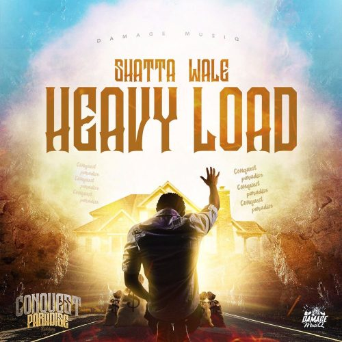 Heavy Load 500x500 - Shatta Wale ft. Damage Musiq - Heavy Load
