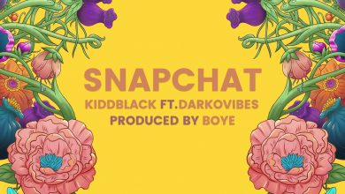 Photo of Kiddblack ft Darkovibes – Snapchat (Prod. by Boye)(Clean)