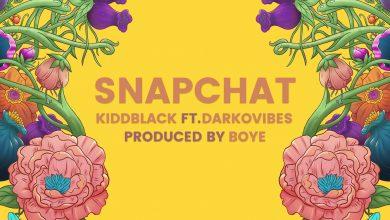IMG 0515 390x220 - Kiddblack ft Darkovibes - Snapchat (Prod. by Boye)(Clean)