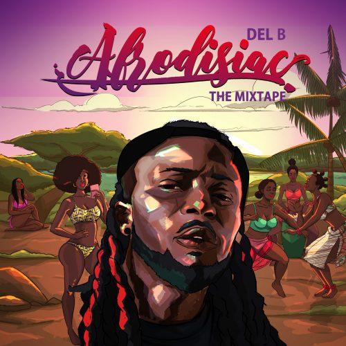 Del B Afrodisiac cover 500x500 - Del B ft. Flavour & Wizkid - Consider