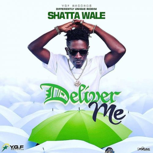 Deliver Me 500x500 - Shatta Wale - Deliver Me (Prod. by YGF Records)