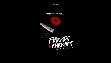 Friends to Enemies art work  390x220 - Sarkodie ft. Yung L - Friends To Enemies (Prod. by T.U.C)