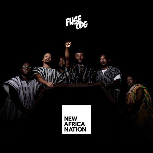 Fuse ODG New Africa Nation 500x500 - Fuse ODG - New Africa Nation (Full Album)