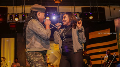 Joyce Blessing 2 390x220 - Photos & Video: Joyce Blessing Lights Up Stage at TV3 Music Music