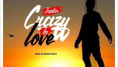 Photo of Jupitar – Crazy In Love (Prod. by Brainy Beatz)