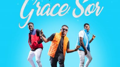 grace sor cover 390x220 - Preachers - Grace Sor (Prod. by Replay Planet)