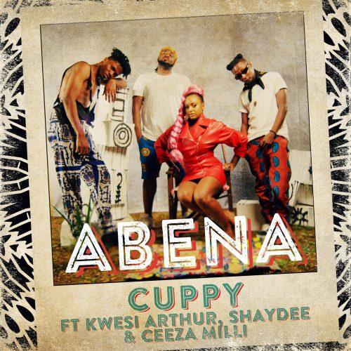 Cuppy abena cover 500x500 - Cuppy ft. Kwesi Arthur, ShayDee & Ceeza Milli - Abena