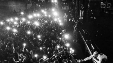 Photo of Darkovibes Thrills Fans At ''Afrobeats To the World'' Concert in New York