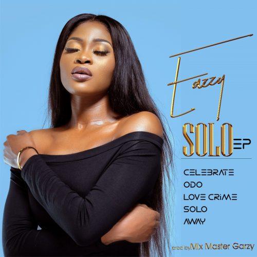 Eazzy cover 500x500 - Eazzy - Solo (EP) (Full Album)