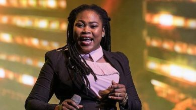 Joyce blessing imaged 390x220 - I will stick to working with secular musicians rather than Gospel acts - Joyce Blessing