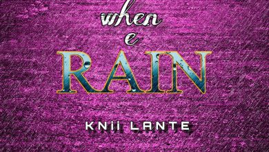Knii Lante When e Rainartwork 390x220 - Knii Lante - When E Rain