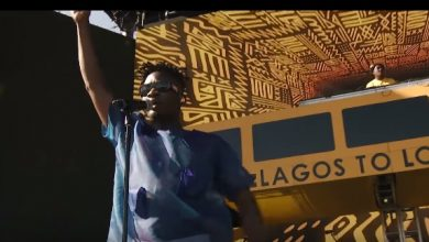 Photo of Watch Mr Eazi's stunning Performance at Coachella 2019