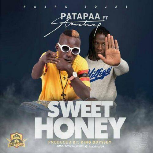 Patapaa stonebwoy ar 500x500 - Patapaa ft. Stonebwoy - Sweet Honey