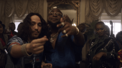 "Russ 390x220 - Atlanta-based Rapper, Russ Taps Davido For ""All I Want"""