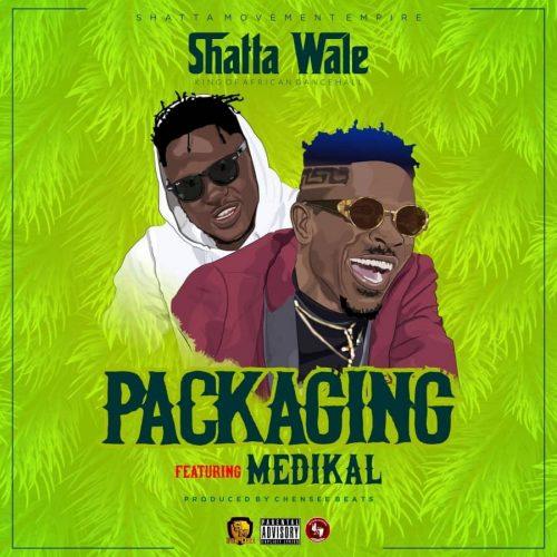 Shatta Wale Medikal cover 500x500 - Shatta Wale ft. Medikal - Packaging (Prod. by ChenseeBeatz)