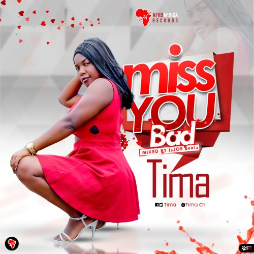 Tima I miss u bad 1 500x500 - Tima - I Miss U Bad (Mixed By IzJOE Beatz)