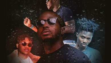 Vision dj que cera cover 390x220 - Vision DJ ft. Kwesi Arthur, Medikal & Dice Ailes - Que Cera