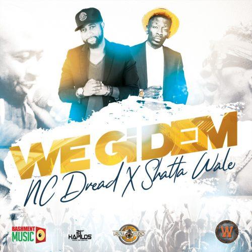 cover 10 500x500 - Shatta Wale x Nc Dread - We Gi Dem