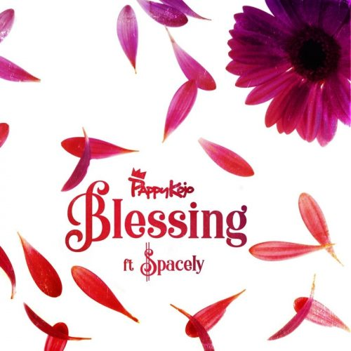cover 2 500x500 - Pappy Kojo ft. Spacely - Blessing (Prod. by Nova)