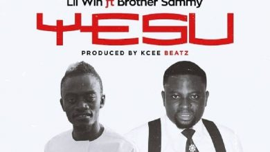 lil win yesu ft brother sammy 390x220 - Lil Win ft. Brother Sammy - Yesu (Prod. by KC Beatz)
