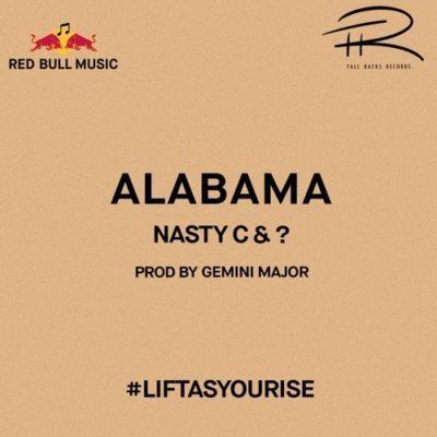nasty Alabama artwork - Nasty C & ? – Alabama (Prod. by Gemini Major)