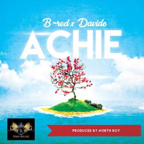 B Red cover 500x500 - B-Red ft. Davido - Achie