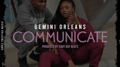 Gemini Communicate 390x220 - Gemini - Communicate (Prod. by Kay Beats)