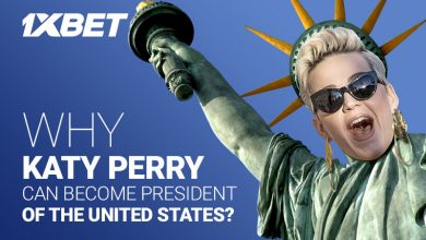 Katy Perry 800х480 390x220 - Can popstar Katy Perry become the next US President?  If Donald can do it, anything's possible...