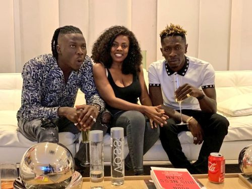 Shatta Wale Stonebwoy 1 500x375 - Lifting our ban will benefit the VGMA Awards - Stonebwoy