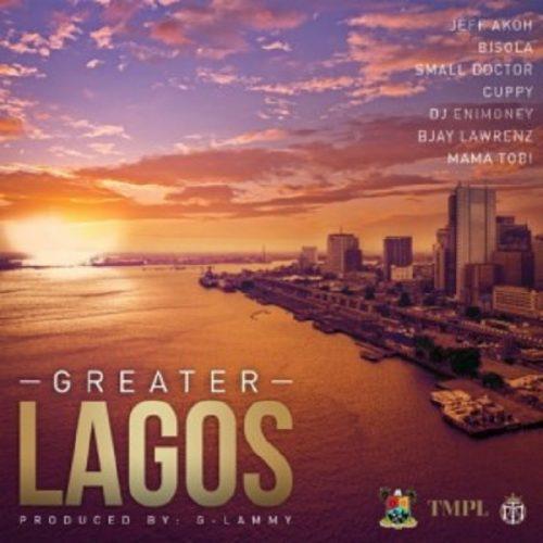 Small Doctor 500x500 - Small Doctor x Bisola x DJ Cuppy x DJ Enimoney x Jeff Akoh - Greater Lagos