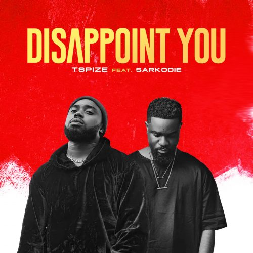TSpize Sarkodie 500x500 - TSpize ft. Sarkodie - Disappoint You