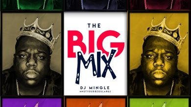Photo of DJ Mingle – The Big Mix (Mixtape)