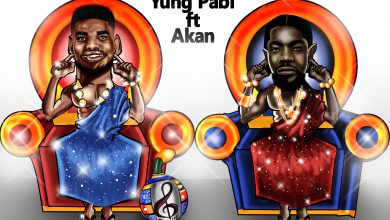 YUng PABI featuring Akan 390x220 - Yung Pabi ft Akan - M3ntie (Prod. by Epidemix)