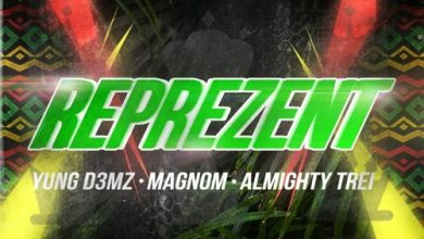 Photo of Yung D3mz ft. Magnom & Almighty Trei – Reprezent