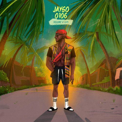 JaySo cover 500x500 - Jayso ft. Kwesi Arthur - You Dey Joke (Prod. by Apya)