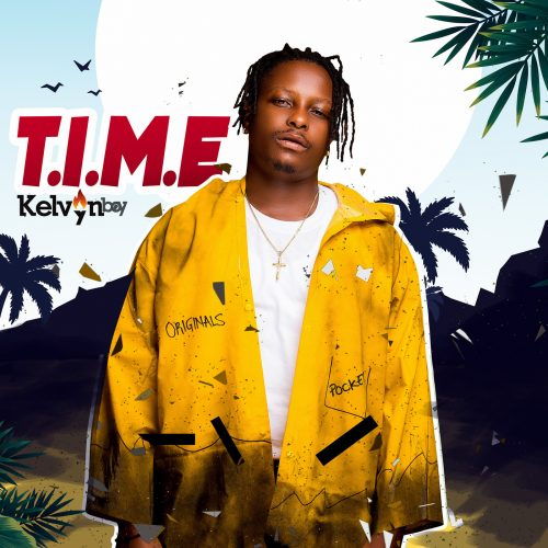 KelvynBoy Time cover 500x500 - KelvynBoy - T.I.M.E EP (Full Album)