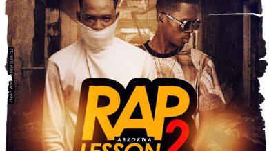 Rap Lesson2 390x220 - Koo Ntakra ft. Strongman - Rap Lesson 2 (Abrokwa)
